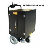 S-25A AKÜLÜ SEYYAR KİLİTLİ KASA APEGO / SK-2