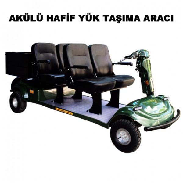 S-15 AKÜLÜ HAFİF YÜK TAŞIMA ARABASI