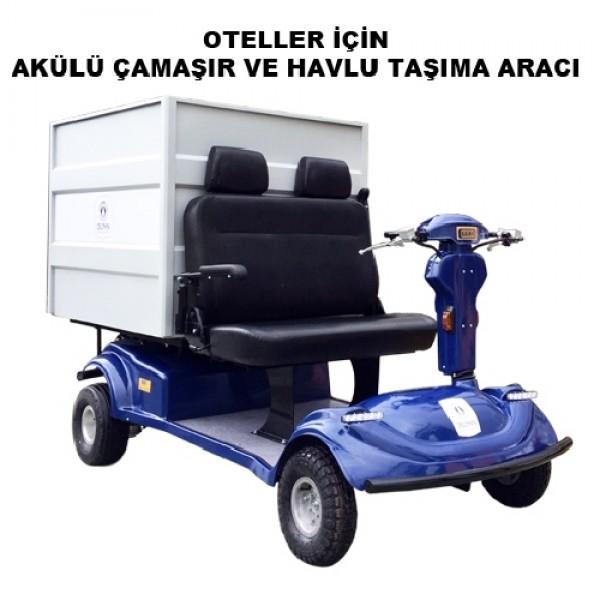 S-14 AKÜLÜ HAFİF YÜK TAŞIMA ARABASI